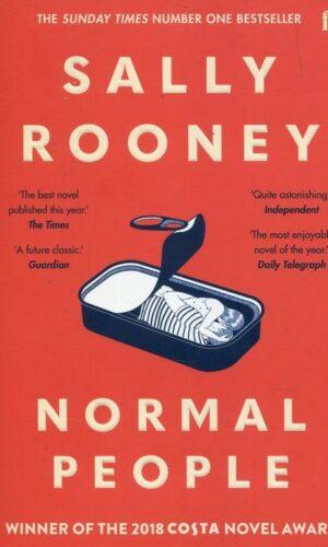 NORMAL PEOPLE <br> Sally Rooney