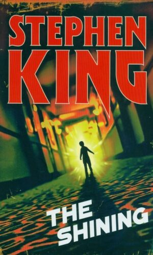 THE SHINING <br> Stephen King