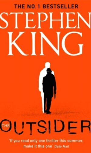 THE OUTSIDER <br> Stephen King