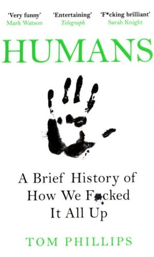 HUMANS <br>  Tom Phillips