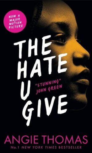 THE HATE U GIVE <br> Angie Thomas
