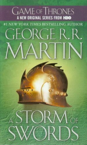 A STORM OF SWORDS<br> George R. R. Martin