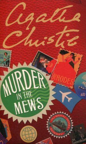 MURDER IN THE MEWS<br> Agatha Christie