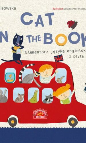 CAT IN THE BOOK<br> Ewa Cisowska