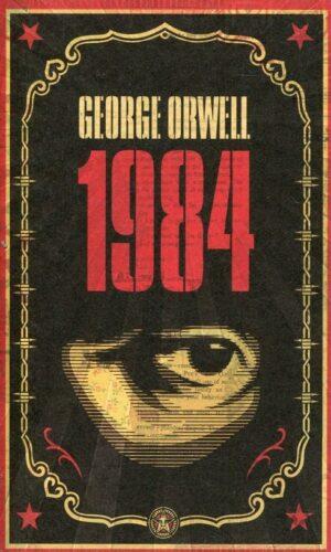 1984 <br>  George Orwell