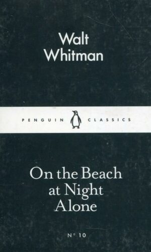 ON THE BEACH AT NIGHT ALONE <br> Walt Whitman