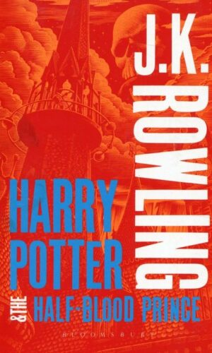 Harry Potter and the Half-Blood Prince<br>J.K. Rowling