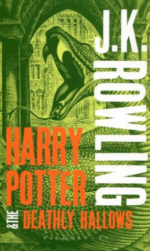 Harry Potter and the Deathly Hallows<br>J.K. Rowling