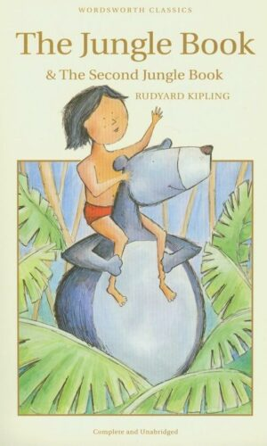 Jungle Book & Second Jungle Book<br> Rudyard Kipling