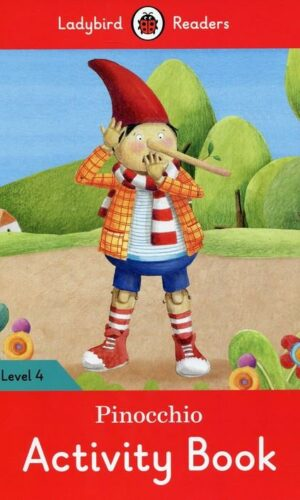 PINOCCHIO Activity Book<br> Ladybird