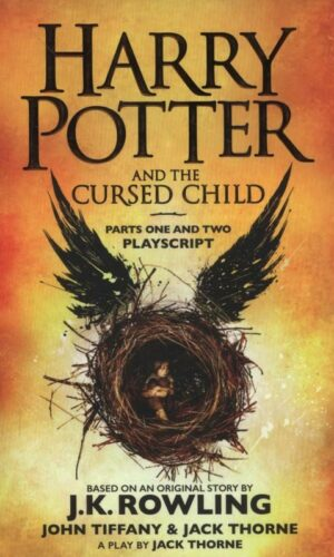 Harry Potter and the Cursed Child<br>J.K. Rowling