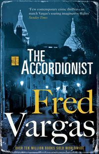 THE ACCORDIONIST <br> Fred Vargas