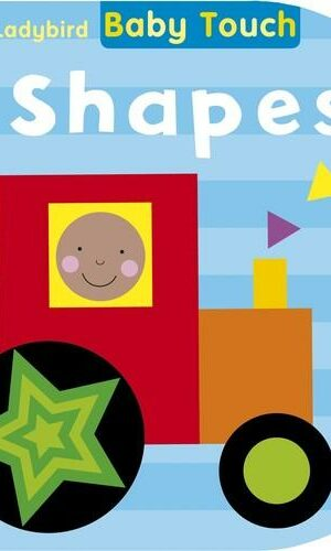BABY TOUCH: SHAPES<br> Ladybird