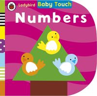 BABY TOUCH: NUMBERS<br> Ladybird