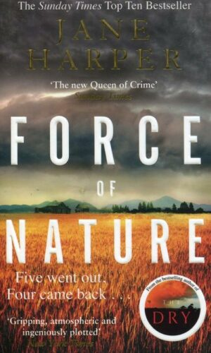 FORCE OF NATURE <br> Jane Harper