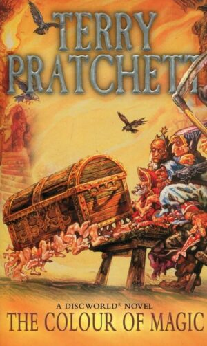 THE COLOUR OF MAGIC<br>Terry Pratchett