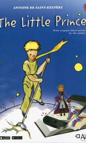 THE LITTLE PRINCE<br> Antoine De Saint-Exupery