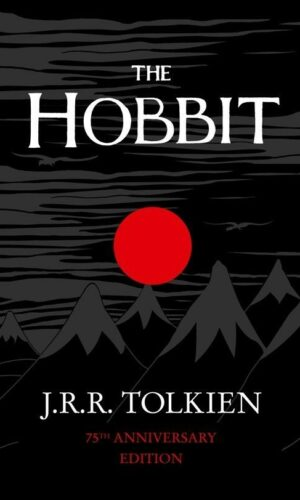 THE HOBBIT<br>J.R.R. Tolkien