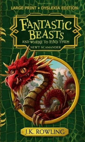 Fantastic Beasts and Where to Find Them<br>J.K. Rowling
