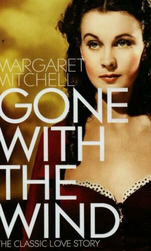 GONE WITH THE WIND<br>Margaret Mitchell