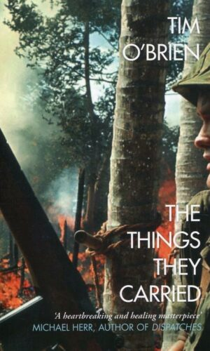 THE THINGS THEY CARRIED<br>Tim O'Brien