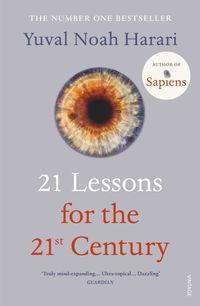 21 LESSONS <br>  Yuval Noah Harari