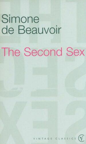 THE SECOND SEX <br> Simone de Beauvoir