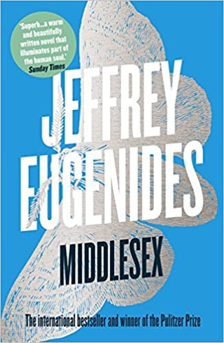 MIDDLESEX <br> Jeffrey Eugenides