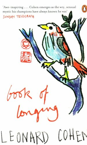 BOOK OF LONGING <br> Leonard Cohen