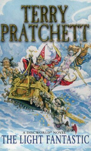 THE LIGHT FANTASTIC<br>Terry Pratchett