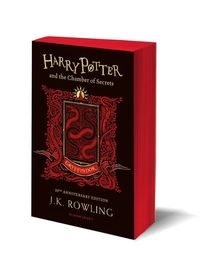 Harry Potter and the Chamber of Secrets Gryffindor Edition <br> J.K. Rowling