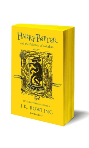 Harry Potter and the Prisoner of Azkaban<br>J.K. Rowling