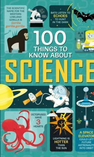 100 THINGS TO KNOW ABOUT SCIENCE  <br> Federico Mariani