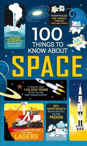 100 THINGS TO KNOW ABOUT SPACE  <br> Federico Mariani