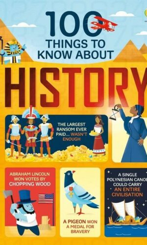 100 THINGS TO KNOW ABOUT HISTORY  <br> Federico Mariani