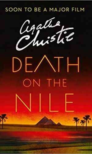 DEATH ON THE NILE  <br> Agatha Christie