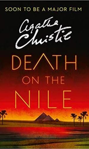 DEATH ON THE NILE  <br> Agatha Christie