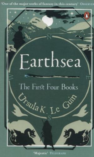 EARTHSEA <br> Ursula K. Le Guin