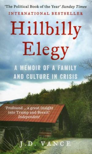 HILLBILLY ELEGY <br> J. D. Vane