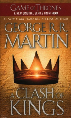 A CLASH OF KINGS<br> George R. R. Martin