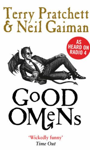 GOOD OMENS <br> Terry Pratchett Neil Gaiman