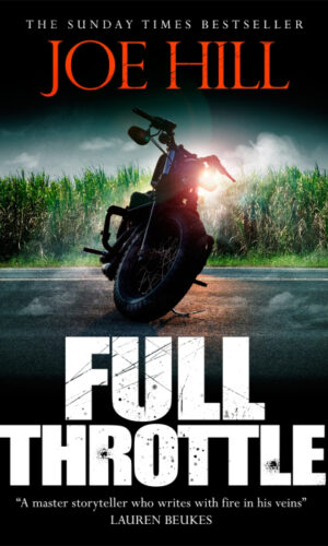 FULL THROTTLE <br> Joe Hill