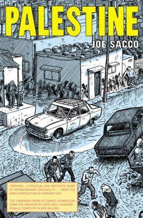 PALESTINE<br> Joe Sacco