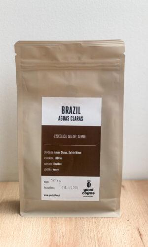 BRAZYLIA AGUAS CLARAS <br> Good Coffee micro roasters