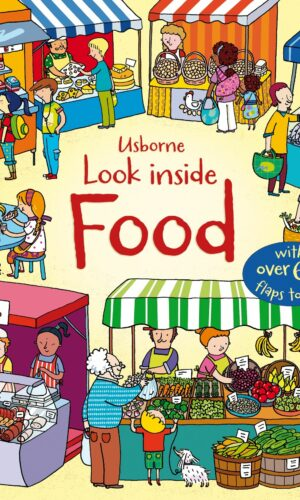 LOOK INSIDE FOOD <br> Emily Bone