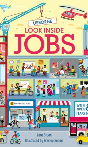LOOK INSIDE JOBS <br> Lara Bryan