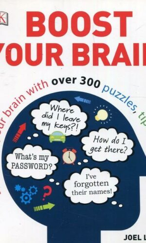 BOOST YOUR BRAIN<br> Dorling Kindersley