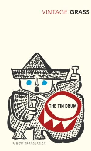 THE TIN DRUM<br> Günter Grass