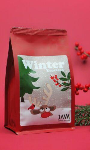 WINTER ESPRESSO <br>Java Coffee Roasters 250g