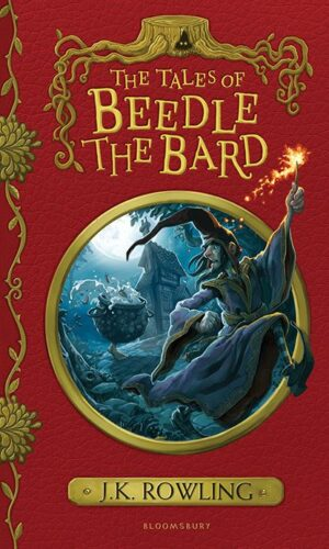 THE TALES OF BEEDLE THE BARD<br>J.K. Rowling